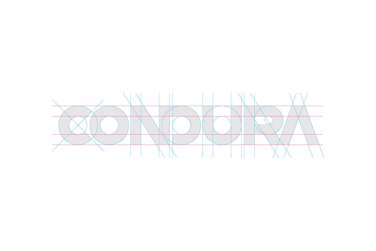 Condura Logo Process