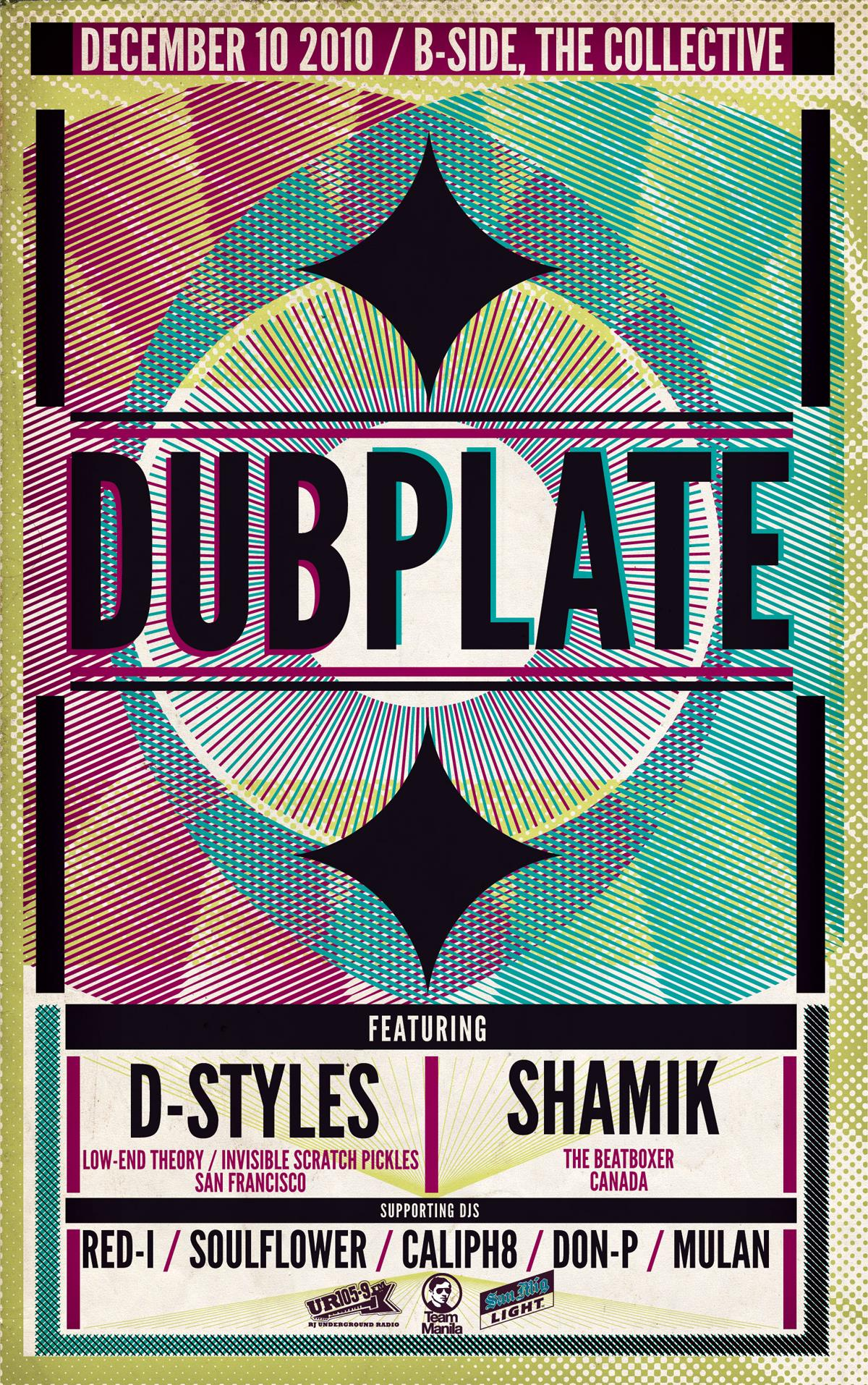 Dubplate 2010 TMSW