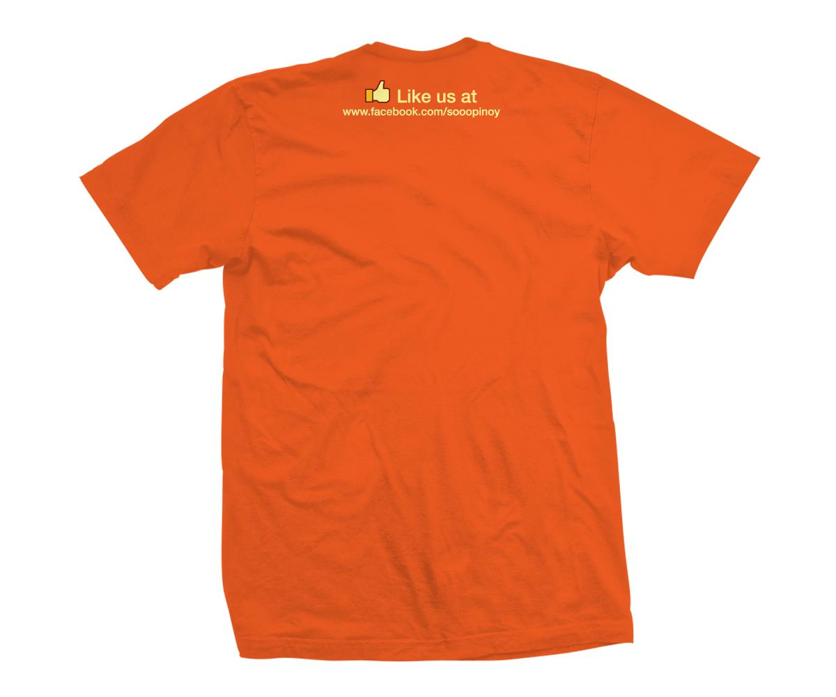 Sooo Pinoy Tagline Shirt TMSWEBSITE BACK