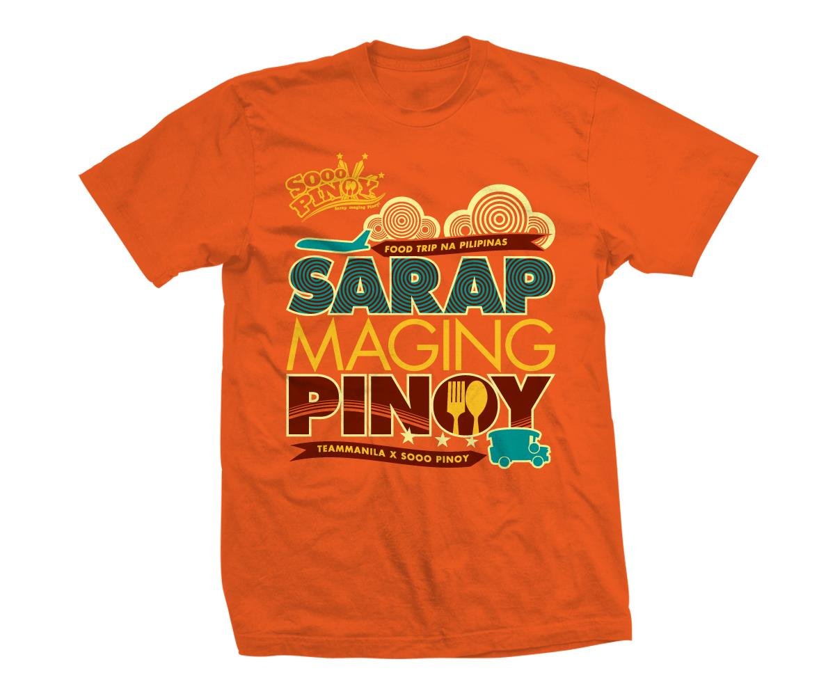 Sooo Pinoy Tagline Shirt TMSWEBSITE FRONT
