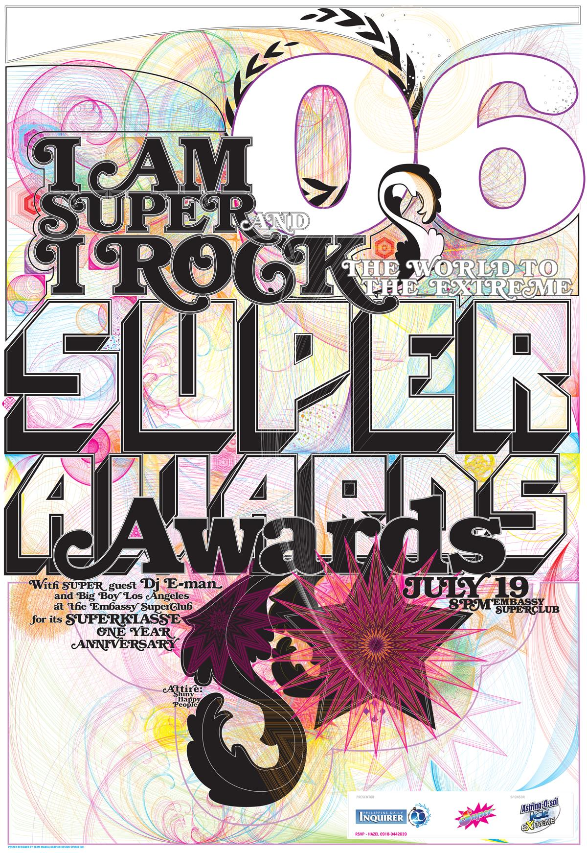 Super Awards TMSW