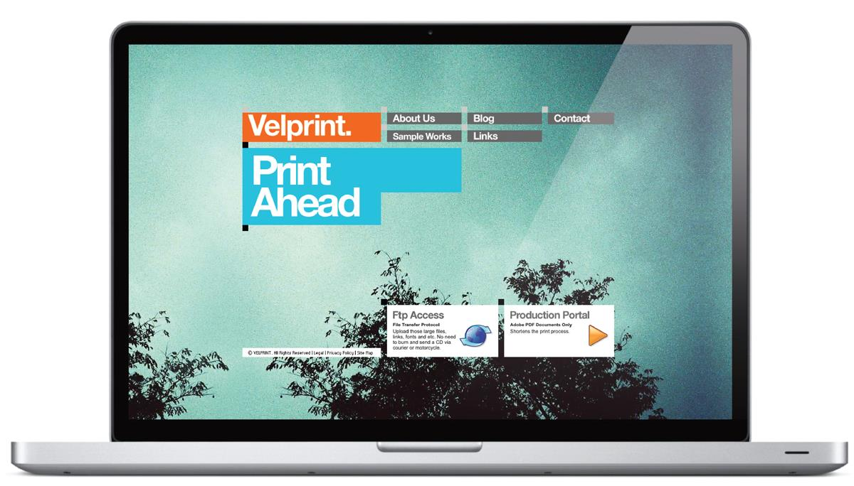 Velprint Website 2